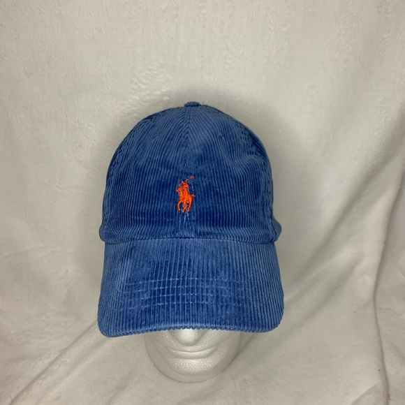 Polo by Ralph Lauren Other - Vintage Polo Ralph Lauren Corduroy Baby Blue/Red